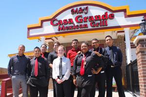 Casa Grande Staff